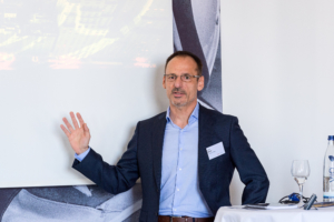 Reiner Rübel beim Dialogum Customer Experience Management Summit 2018
